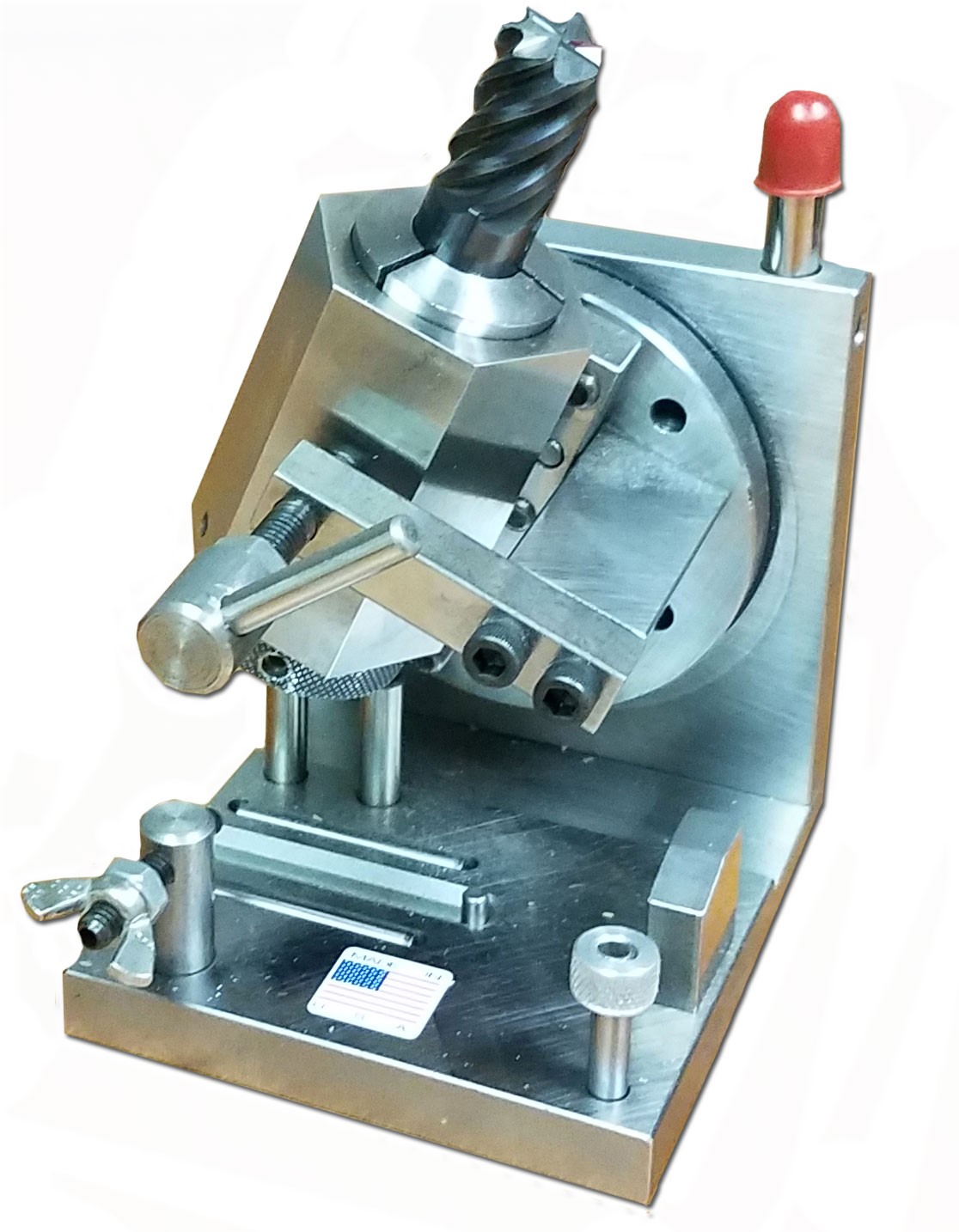 design of milling fixture To design template jig and fixture for milling machines cylindrical parts 4 to generate a new cylindrical work piece result by using the machining processes in .